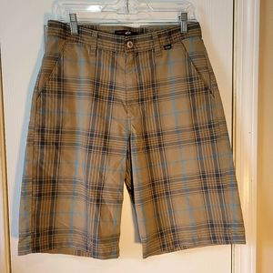 GENUINE VANS OFF THE WALL SHORTS